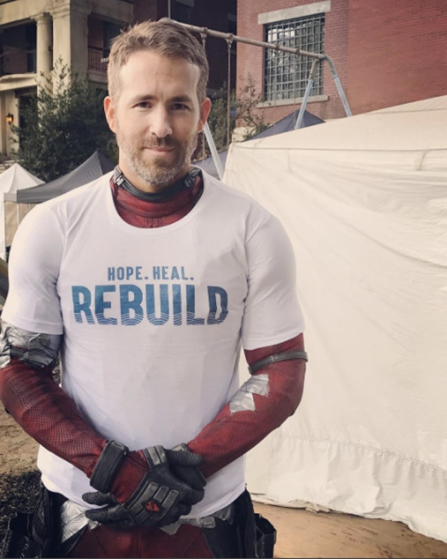 Hope Heal Rebuild